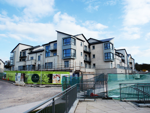 Project: Housing Regeneration at Fairhill, Cork.